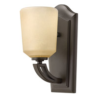Hinkley Lighting Parker 1 Light Sconce in Buckeye Bronze 4430KZ