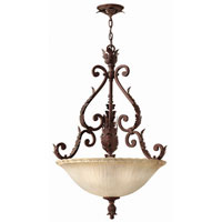 Hinkley Martina Pendant 3Lt Foyer in Golden Bronze 4452GR photo thumbnail