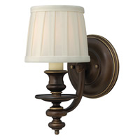 Hinkley 4590RY Dunhill 1 Light 6 inch Royal Bronze Sconce Wall Light