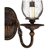Hinkley 4622FB Rockford 2 Light 14 inch Forum Bronze Sconce Wall Light alternative photo thumbnail
