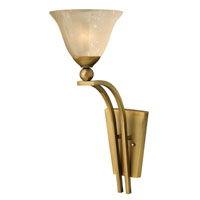 Hinkley Lighting Bolla 1 Light Sconce in Brushed Bronze 4670BR photo thumbnail