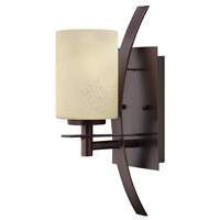 Hinkley 4720MC Stowe 1 Light 5 inch Metro Copper Bath Vanity Wall Light