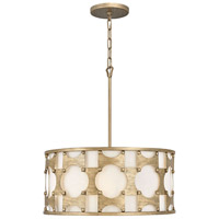 Hinkley 4735BNG Carter 5 Light 21 inch Burnished Gold Chandelier Ceiling Light