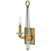 Hinkley Lighting Ascher 1 Light Sconce in Brushed Caramel 4750BC