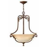 Hinkley Maribella Pendant 3Lt Foyer in Royal Bronze 4762RY
