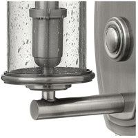 Hinkley 4780PL Dakota 1 Light 6 inch Polished Antique Nickel Sconce Wall Light alternative photo thumbnail
