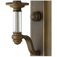 Hinkley 4790EZ Sussex 1 Light 5 inch English Bronze Sconce Wall Light alternative photo thumbnail