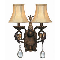 Hinkley Lighting Veranda 2 Light Sconce in Summerstone 4802SU