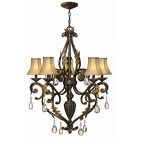 Hinkley Lighting Veranda 5 Light Chandelier in Summerstone 4805SU photo thumbnail