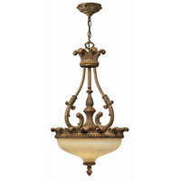 Hinkley Provence Pendant 3Lt Foyer in French Gold 4844FG photo thumbnail
