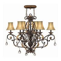 Hinkley Lighting Veranda 6 Light Chandelier in Summerstone 4896SU photo thumbnail