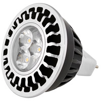Hinkley 4W3K45 MR16 12V Landscape Lamp in 3000K 45 Degree