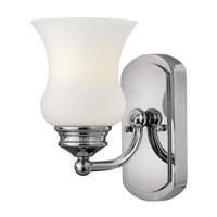 Hinkley 50010CM Constance 1 Light 5 inch Chrome Bath Vanity Wall Light photo thumbnail