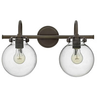 Hinkley Lighting Congress 2 Light Bath in Oil Rubbed Bronze 50024OZ