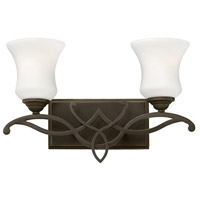Hinkley Lighting Brooke 2 Light Bath in Olde Bronze 5002OB