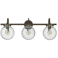 Hinkley Lighting Congress 3 Light Bath in Oil Rubbed Bronze 50034OZ