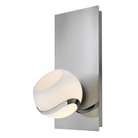 Hinkley 50100CM Nova 1 Light 6 inch Chrome Bath Wall Light