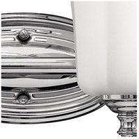 Hinkley 5012CM Shelly 2 Light 16 inch Chrome Bath Light Wall Light alternative photo thumbnail