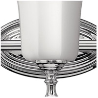 Hinkley 5013CM Shelly 3 Light 24 inch Chrome Bath Light Wall Light alternative photo thumbnail