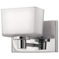 Hinkley 5020CM-LED Taylor LED 8 inch Chrome Vanity Light Wall Light