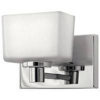 Hinkley 5020CM-LED Taylor LED 8 inch Chrome Bath Sconce Wall Light