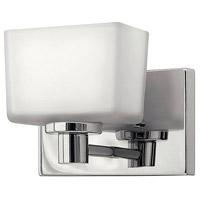 Hinkley 5020CM Taylor 1 Light 8 inch Chrome Bath Sconce Wall Light in G9