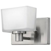 Hinkley 5020BN-LED Taylor LED 8 inch Brushed Nickel Bath Sconce Wall Light