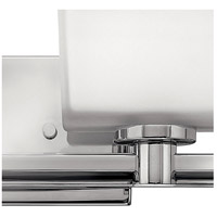 Hinkley 5022CM Taylor 2 Light 19 inch Chrome Bath Light Wall Light in G9 alternative photo thumbnail
