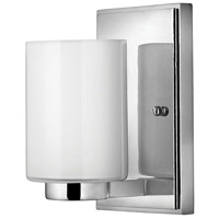 Miley LED 5 inch Chrome Vanity Light Wall Light