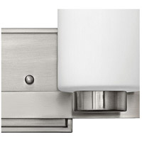 Hinkley 5052BN Miley 2 Light 13 inch Brushed Nickel Bath Light Wall Light in G9 alternative photo thumbnail