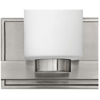 Hinkley 5053BN Miley 3 Light 22 inch Brushed Nickel Bath Light Wall Light in G9 alternative photo thumbnail