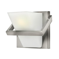 Blaire 1 Light 7 inch Brushed Nickel Bath Wall Light