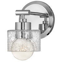 Hinkley Lighting Bryanna 1 Light Bath Vanity in Chrome 5080CM photo thumbnail