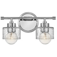 Hinkley Lighting Bryanna 2 Light Bath Vanity in Chrome 5082CM photo thumbnail