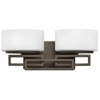 Hinkley 5102KZ-LED Lanza LED 17 inch Buckeye Bronze Vanity Light Wall Light