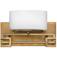 Hinkley 5105BR Lanza 5 Light 43 inch Brushed Bronze Bath Light Wall Light in G9 alternative photo thumbnail