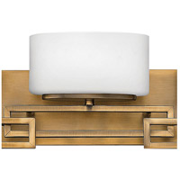 Hinkley 5105BR Lanza 5 Light 43 inch Brushed Bronze Bathroom Vanity Light Wall Light in Incandescent alternative photo thumbnail