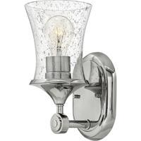 Hinkley 51800PN Thistledown 1 Light 5 inch Polished Nickel Bath Sconce Wall Light