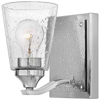 Jackson 1 Light 5 inch Polished Nickel Bath Sconce Wall Light