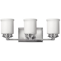 Hinkley Lighting Ashley 3 Light Bath Vanity in Chrome 5193CM