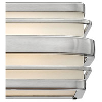 Hinkley 5234BN Winton 4 Light 26 inch Brushed Nickel Bath Light Wall Light in Incandescent alternative photo thumbnail