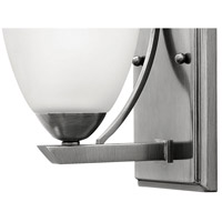 Hinkley 5250AN Pinnacle 1 Light 5 inch Antique Nickel Bath Sconce Wall Light alternative photo thumbnail