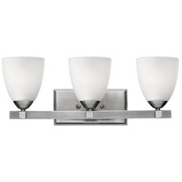 Hinkley Lighting Pinnacle 3 Light Bath Vanity in Antique Nickel 5253AN