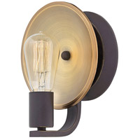 Hinkley 5260OZ Boyer 1 Light 7 inch Oil Rubbed Bronze Bath Sconce Wall Light