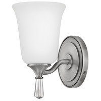 Hinkley 5280AN Blythe 1 Light 5 inch Antique Nickel Bath Sconce Wall Light