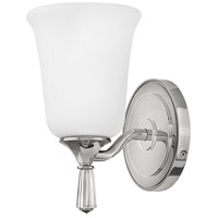 Hinkley 5280PN Blythe 1 Light 5 inch Polished Nickel Bath Sconce Wall Light