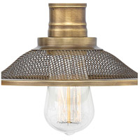 Hinkley 5292AN Rigby 2 Light 19 inch Antique Nickel Bath Light Wall Light alternative photo thumbnail