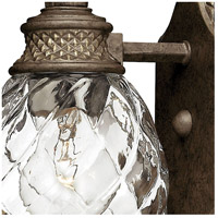 Hinkley 5310PZ Plantation 1 Light 5 inch Pearl Bronze Bath Sconce Wall Light alternative photo thumbnail