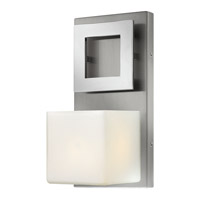 Hinkley 53350BN Mirage 1 Light 5 inch Brushed Nickel Bath Wall Light