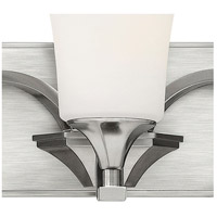 Hinkley 5363BN Brantley 3 Light 24 inch Brushed Nickel Bath Light Wall Light alternative photo thumbnail